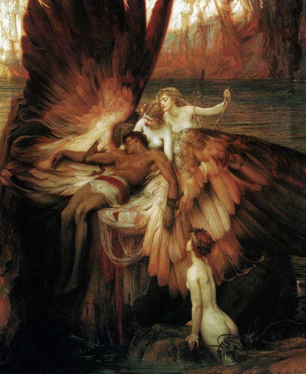 Flying dream meaning and symbolism draper herbert james mourning for icarus buycottarizona